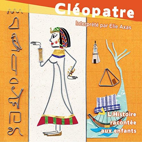 Couverture de Cléôpatre