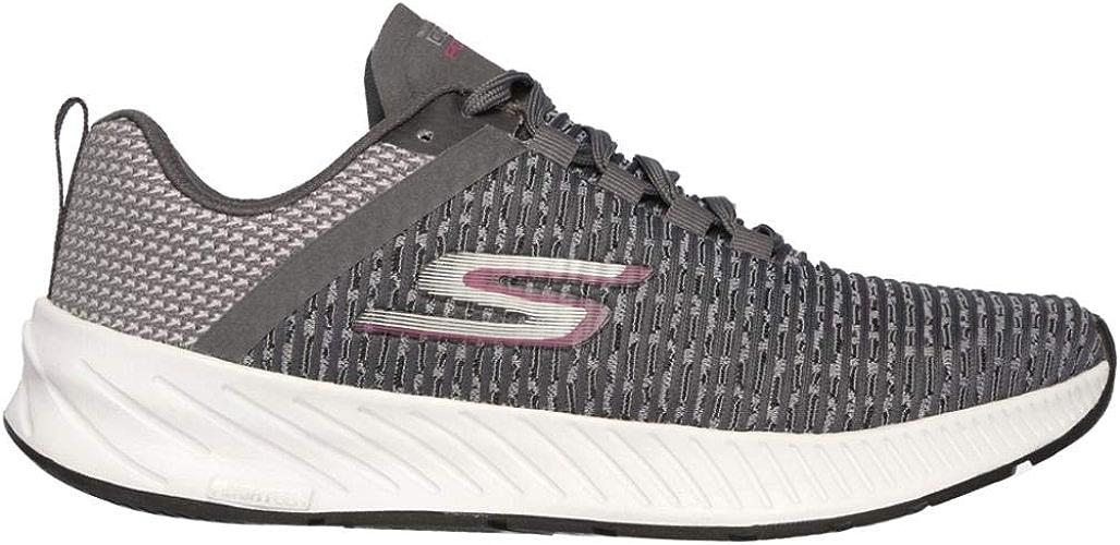 Skechers femmes Go courir Forza 3 Charcoal rose 6.5 B - Medium