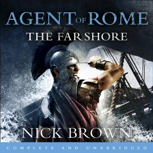 Agent of Rome: The Far Shore audiobook cover art