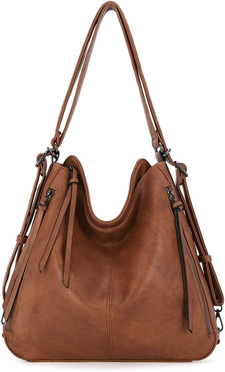Hobo Bags for Outlet SALE Max 56% OFF Women Pu Large and Leather Purses Handbags