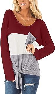 SAMPEEL Womens Spaghetti Strap Tank Tops Summer Sleeveless Shirts