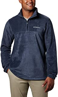 Columbia Men's Steens Mountain Half Zip Soft Fleece Jacket