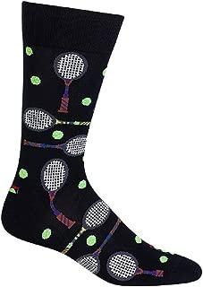 Hot Sox Men's Tennis Socks
