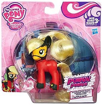 Hasbro My Little Pony Friendship is Magic Power Ponies Applejack Figure [Mistress Mare-Velous]