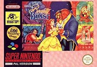 Beauty and the Beast - Super Nintendo