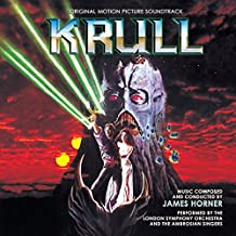 Krull, limited-edition two-CD set