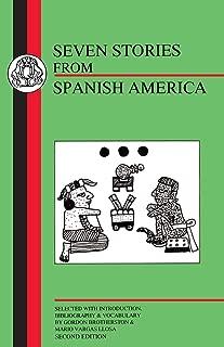 Vargas Llosa: Seven Stories from Spanish America (Spanish Texts)