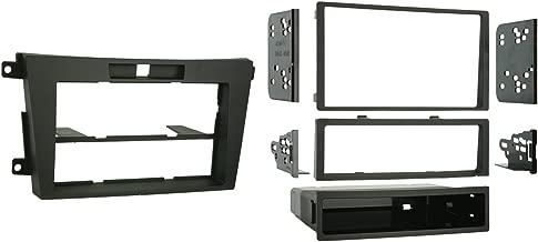 Metra 99-7508 Single DIN/Double DIN Installation Kit for 2007-2008 Mazda CX7 (Black)