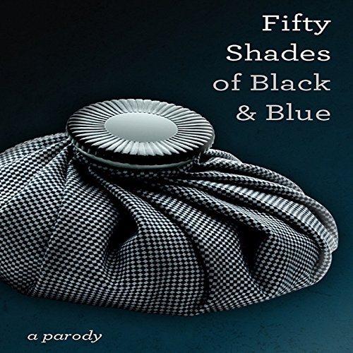 Fifty Shades of Black and Blue audiobook cover art
