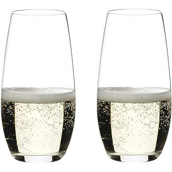 [正規品] RIEDEL リーデル シャンパン グラス ペアセット リーデル・オー シャンパーニュ 264ml 0414/28
