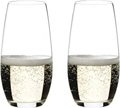 Riedel O Wine Tumbler Champagne, Set of 2