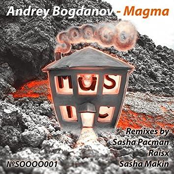 Andrey Bogdanov - Magma