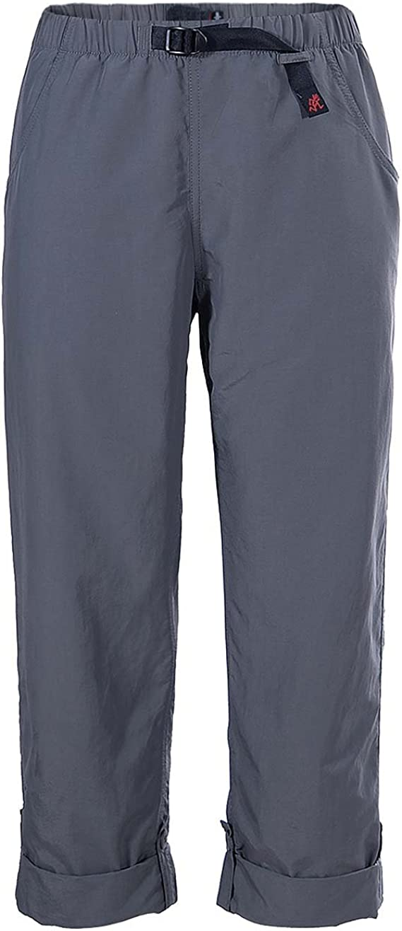 Oklahoma City Mall Gramicci Women's Roll Pants High material Up G