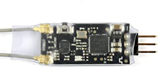 Radiolink R12DSM Micro Mini Receiver 2.4G 12CH SBUS and PPM Signal Support DSSS and FHSS Spread Spectrum for AT9 AT9S AT10 AT10 II Transmitter