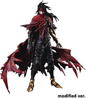 Yanshangqi Dirge of Cerberus Final Fantasy VII: Vincent Play Arts Kai Action Figure - 10.23 Inches