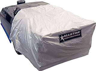 Allstar Performance Back Half Only Dirt Late Model Car Cover P/n 23304