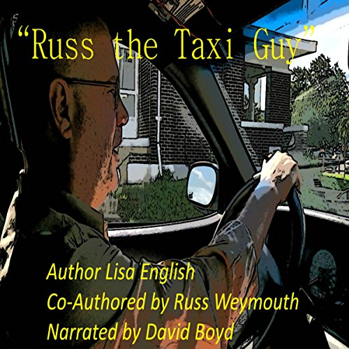 Russ the Taxi Guy audiobook cover art