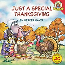 Little Critter: Just a Special Thanksgiving