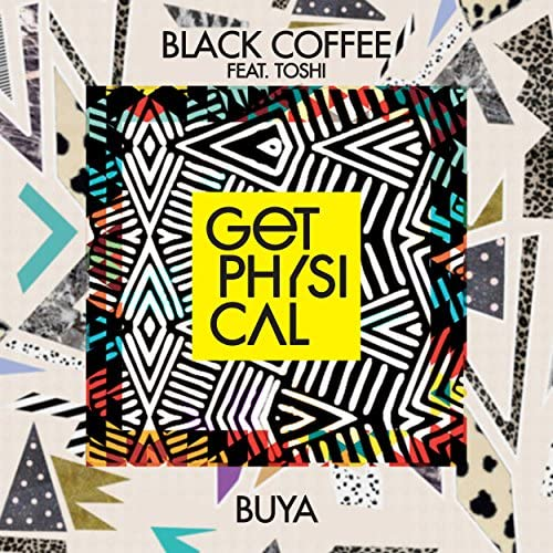 Black Coffee feat. Toshi