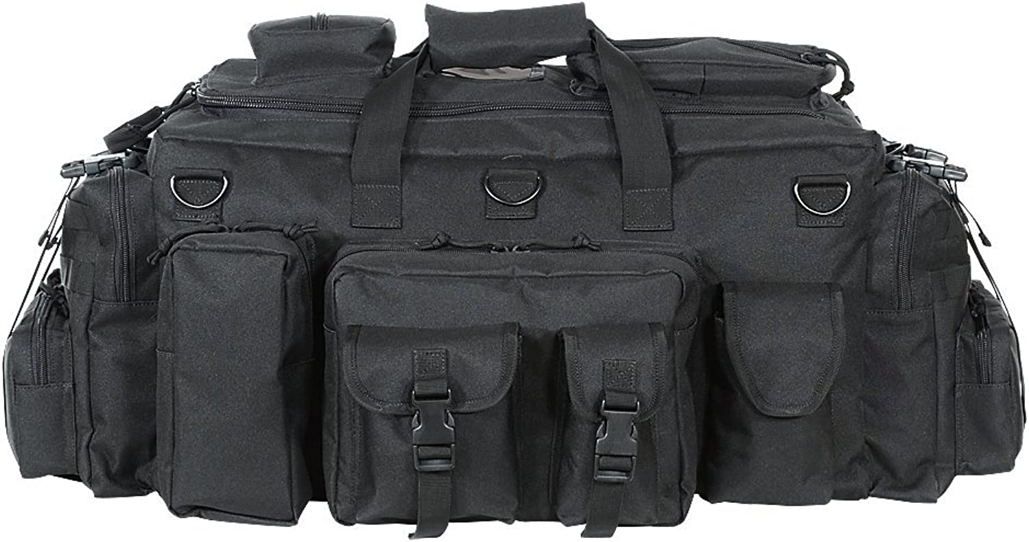 Voodoo Tactical Men's Mini Mojo LoadOut Bag, Black