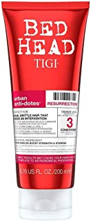 BED HEAD Urban Antidotes Conditioner Level 3 Resurrection for Weak and Brittle Hair 200ml