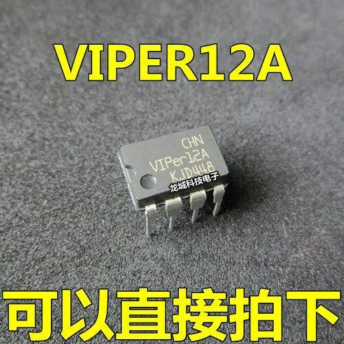 10 teile/los VIPER12A VIPER 12A DIP-8 Auf Lager