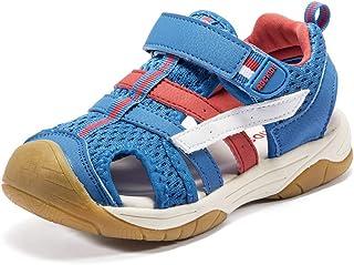 84145732fefd1 ABC KIDS Chaussures Garçon Fille Enfants Bébé Anti-dérapant Semelle Souple  Multicolore Bout Fermé Respirant