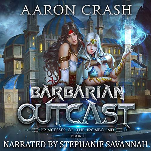 Barbarian Outcast cover art