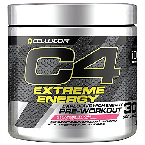 CELLUCOR C4 Extreme Energy Strawberry Kiwi 30 Serving Supplements