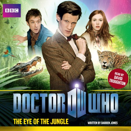 Doctor Who: The Eye of the Jungle  By  cover art