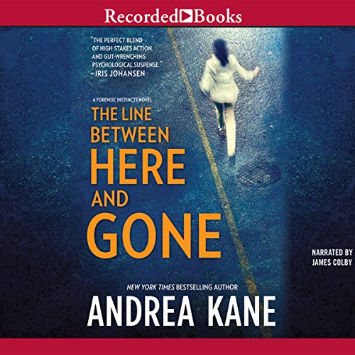 The Line Between Here and Gone cover art