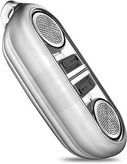 GLJJQMY Wireless Bluetooth Speaker Two Mini Portable 3WX2 Built-in Magnetic Speaker Mobile Audio Split One-Touch
