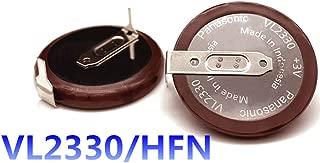 Horande New Replacement Key Battery VL2330/HFN Fit For Land Rover Range Rover Sport LR3 Discovery Smart Key Shell (LR002 BATT)