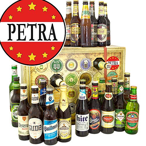 Petra/Adventskalender Bier/Bier Set DE und Welt