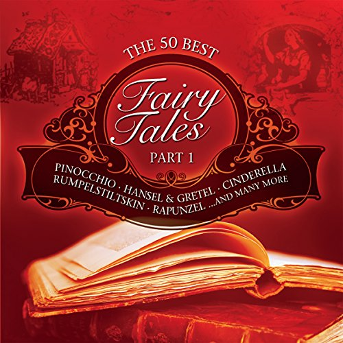 The 50 Best Fairy Tales: Part 1 Titelbild