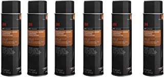 3M 3584 Professional Grade Rubberized Undercoating 6 16oz Cans