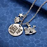 MIXJOY The Greatest Showman Inspired a Million Dreams are Keeping Me Awake Necklace 7