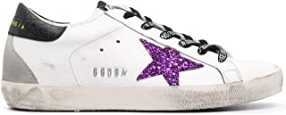 Golden Goose Luxury Fashion Donna GWF00102F00023610252 Bianco Pelle Sneakers   Ss21
