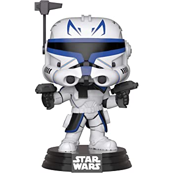 Amazon Com Funko Pop Star Wars Tarfful Unhooded Emperor Utapau Clone Trooper Revenge Of The Sith Exclusive Vinyl Figures Toys Games