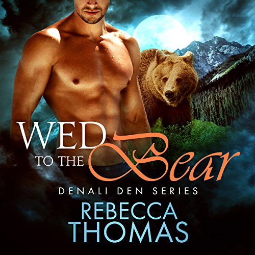 Wed to the Bear audiobook cover art