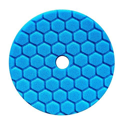 Chemical Guys 14cm Hex Logic Quantum blau Polieren/Finishing Pad–bufx115hex5