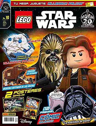 Lego Star Wars  marca Lego Revistas