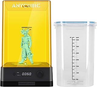 ANYCUBIC Máquina Wash and Cure 2.0 para modelos de impresoras 3D LCD / DLP / SLA, caja de curado y lavado UV 2 en 1 para i...