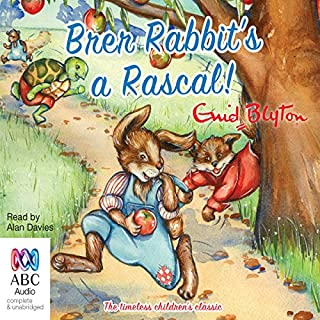 Brer Rabbit's a Rascal! cover art