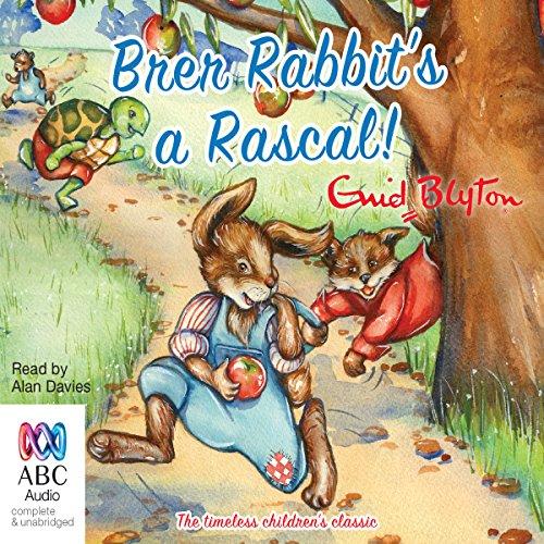 Brer Rabbit's a Rascal! cover art