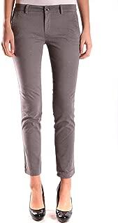 LIU JO Luxury Fashion Womens MCBI23379 Grey Jeans | Season Outlet