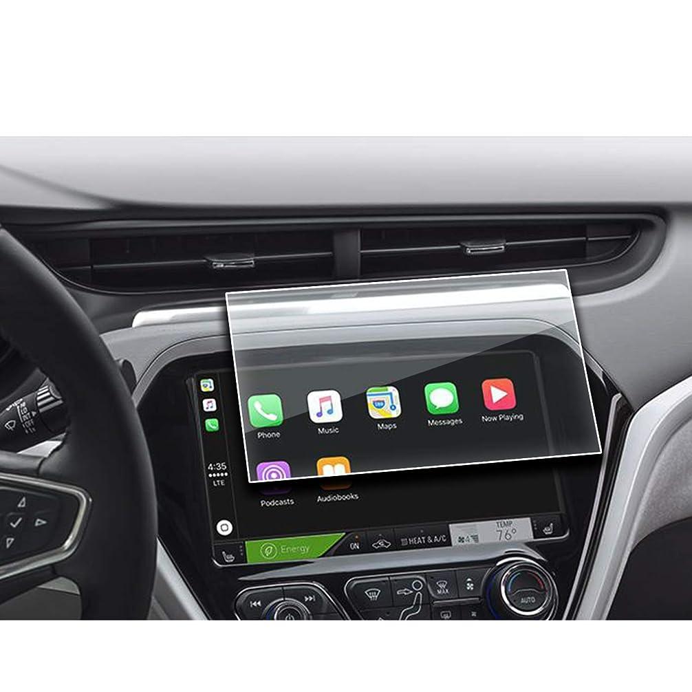 ショッキングガソリン側YEE PIN Bolt EV Premier My Link 10.2インチ タッチスクリーン対応 高強度 保護フィルム 防爆 傷防止 感度-透明度 強化ガラス 自動吸着