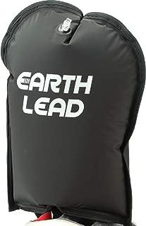 EARTH LEAD ゴルフ トラベルカバー クラブ保護カバー ゴルフクラブ 破損防止 キャディバッグ ゴルフバッグ カバー セーフティーガード プロテクター エアバッグ