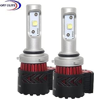 9006 LED Headlight Bulb Conversion Kit HB4 Led Headlights CREE XHP50 Chip 12000LM Extremely Bright 72W 6500K Led Car Bulbs Low Beam Led Fog Light 1Year Warranty(G8 9006)