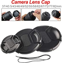 ihen-Tech Professional Lens Cap For Canon Nikon Pentax Sony ABS Dust-proof Camera Lens Protector Cover
